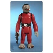 Image of Star Wars Red Snaggletooth Jumbo Kenner Action Figure