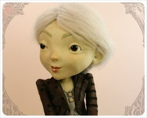Image of SOLD! ~ Tandy ~ Ragtiny Foreigner by the Filigree