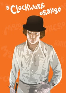 Image of A Clockwork Orange by Domanic Li