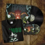 Image of Mombu - Niger - Super Bundle [LP+Digipak+T-Shirt] -