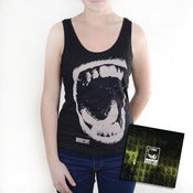 Image of The Hutch 2LP + Girlie Tanktop