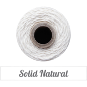 Image of Solid Natural - Natural Baker's Twine