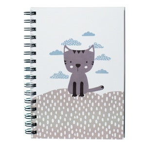 Image of Little Cat on the hill Journal