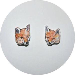 Image of Collar Adornments: Feeling Foxy