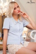Image of Marigold Shirt (sky blue)