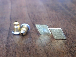Image of RHOMBUS studs