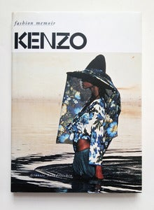 Image of Kenzo Fashion Memoir, Ginette Sainderichin, 1998