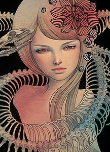 Image of Possessed by Audrey Kawasaki