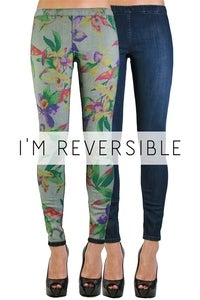 Image of Nova Reversible Legging