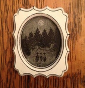 "Image of ""Haunted Forest"" Brooch"