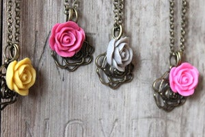 Image of The Secret Garden Necklace