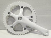 Image of Crankset Mighty Branco