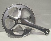 Image of Crankset Mighty Prateado