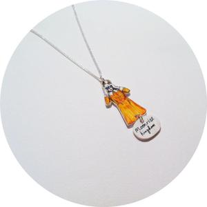 Image of Moonrise Kingdom: Suzy Bishop Necklace