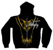 Image of &quot;Somewhere Beneath The Sunshine&quot; Limited Edition Zip Up Hoodie