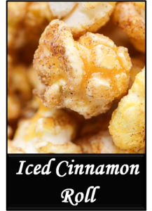 Image of Iced Cinnamon Roll