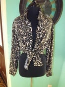 Image of &quot;Sexy Leopard&quot; Blouse