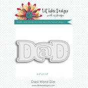 Image of Dad Word Die