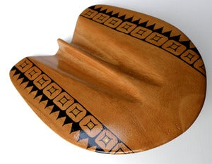 Image of Hobbit Model - Tribal Artwork