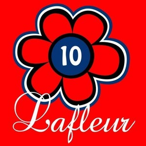 "Image of ""The Flower"" Guy Lafleur shirt"