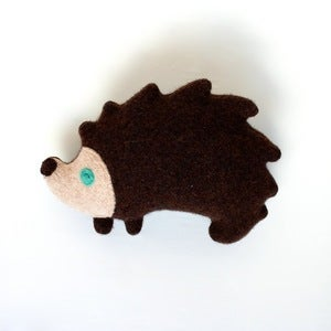 Image of Hedgehog Plushy Friends