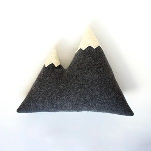Image of Mini Mountain Range Plushy