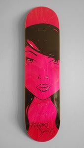 Image of MISS AVA - HAND PAINTED DECK