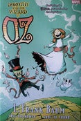 Image of Oz:  Dorothy and the Wizard In Oz (Hardcover) signed by artist