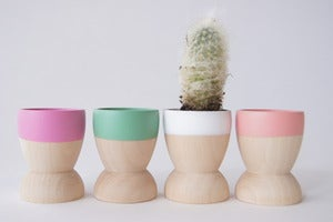 Image of Mini Planter Set of 4