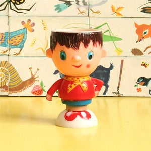Image of Vintage Noddy Egg Cup