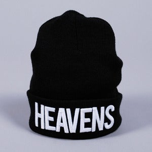 Image of Heavens Beanie (Black)