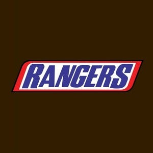 Image of Rangers snickers
