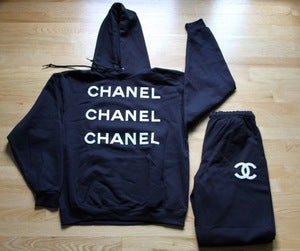 Image of Chanel Sweatsuit [Pre-Order]