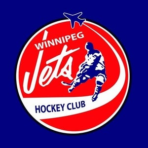 Image of Winnipeg Jets shirt- WHA throwback
