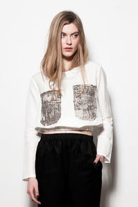 Image of W13 2 Pocket Blouse