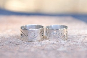 Image of Art Nouveau Rings