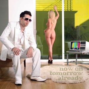 Image of Now On - Tomorrow Already (CD)