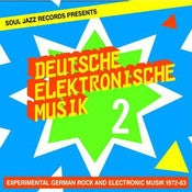 Image of V/A - DEUTSCHE ELEKTRONISCHE MUZIK 2 (Record B) - LP