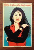 Image of Selena Sticker
