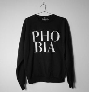Image of PHOBIA SWEATSHIRT