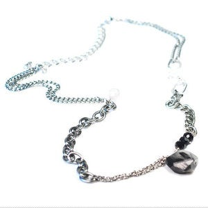 Image of variability bracelet / necklace / belt: silver