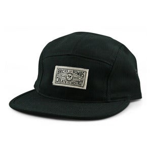 Image of Union Camp Hat Black