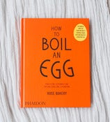 Image of How to Boil an Egg Book