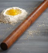 Pasta Rolling Pin, handturned rolling pin, wood kitchenwares