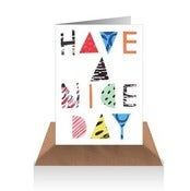 Image of Have a Nice Day Card
