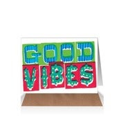 Image of Good Vibes Card