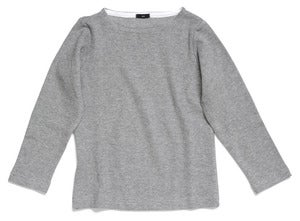 Image of TUSS Damian sweater grey