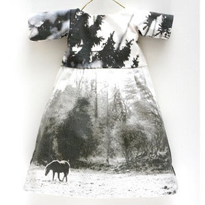 Image of Lumi Horse dress - Back in stock