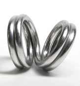 Image of DOPAMIN SPIRELLO Ring silver