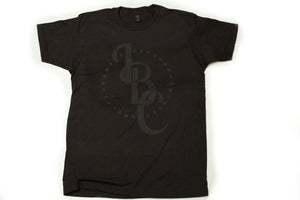 Image of Infamous &quot;IBC&quot; Black On Black Tee